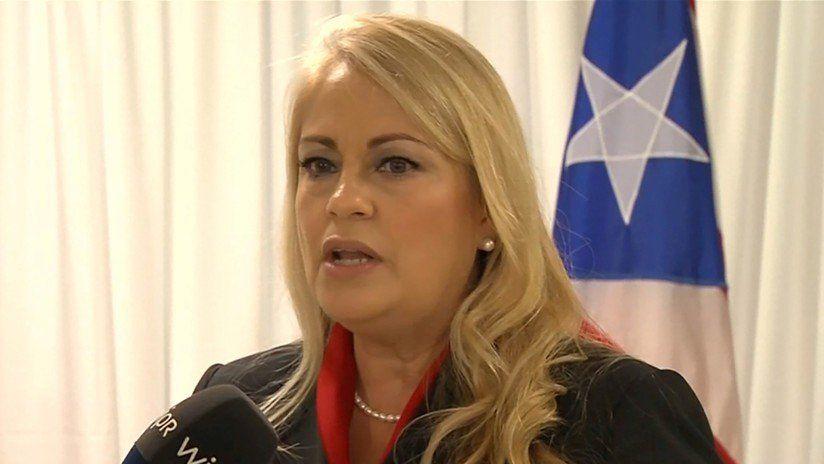 Wanda Vázquez juró como gobernadora de Puerto Rico, la tercera en cinco días