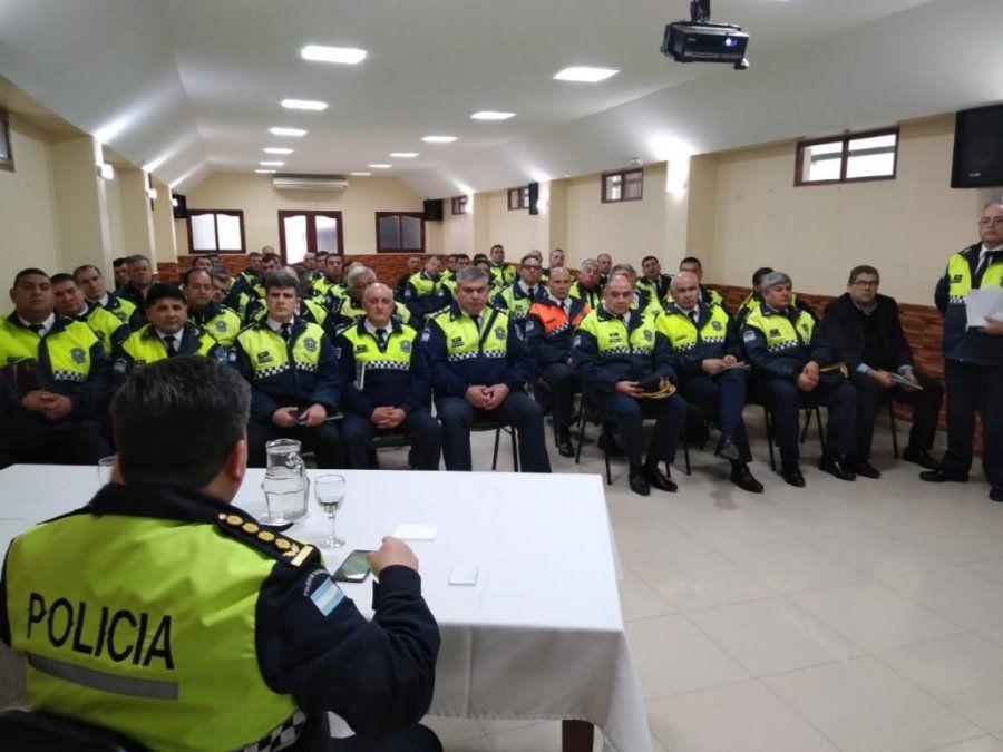 PASO: Buscarán garantizar la seguridad con más de 8.000 efectivos