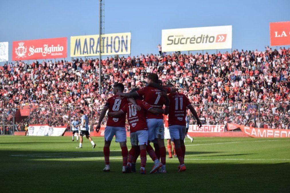 Cambio de día y horario para el debut de San Martín ante Almagro