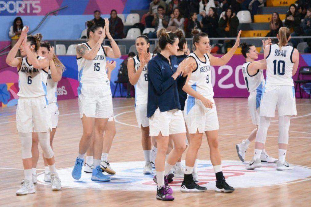 Himno emotivo, triunfo Gigante: se recuperó el básquet femenino