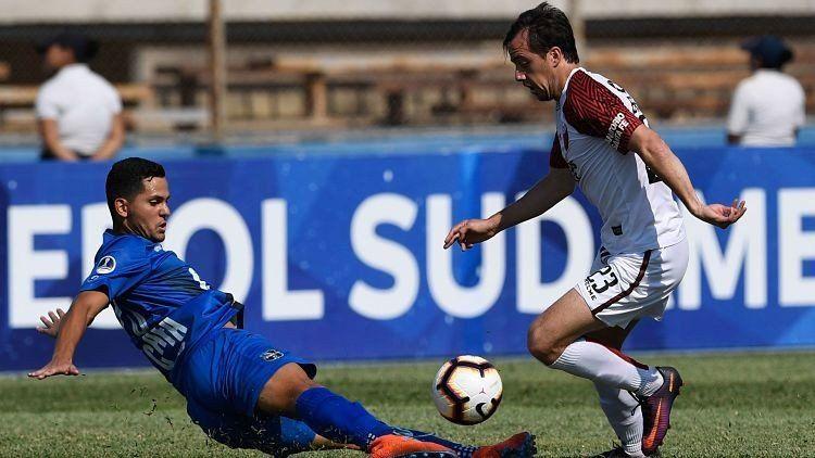 Copa Sudamericana: Colón perdió 1 a 0 ante Zulia en Venezuela