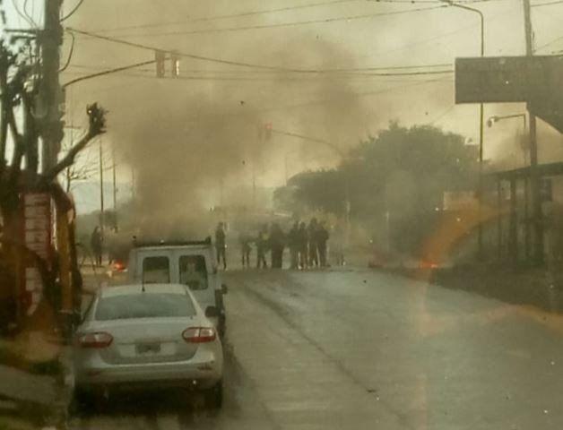 Manifestación en El Colmenar por la muerte del niño de cuatro años
