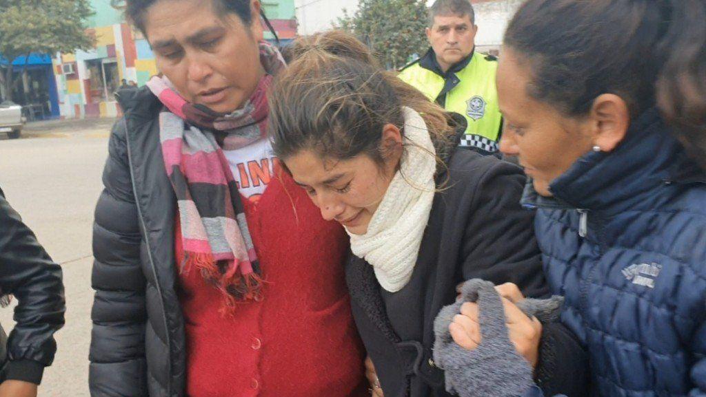 Yanina Vega apareció en Concepción, tras una intensa búsqueda