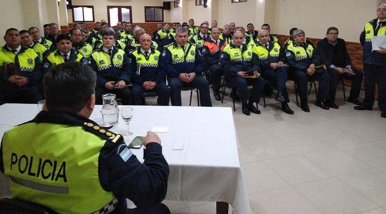 Más de 8 mil policías garantizarán la seguridad en las PASO