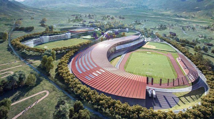Resurge la idea del Centro Deportivo de Alto Rendimiento en Tafí del Valle