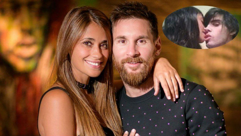 Filtran fotos de Antonela Roccuzzo con un novio anterior a Messi