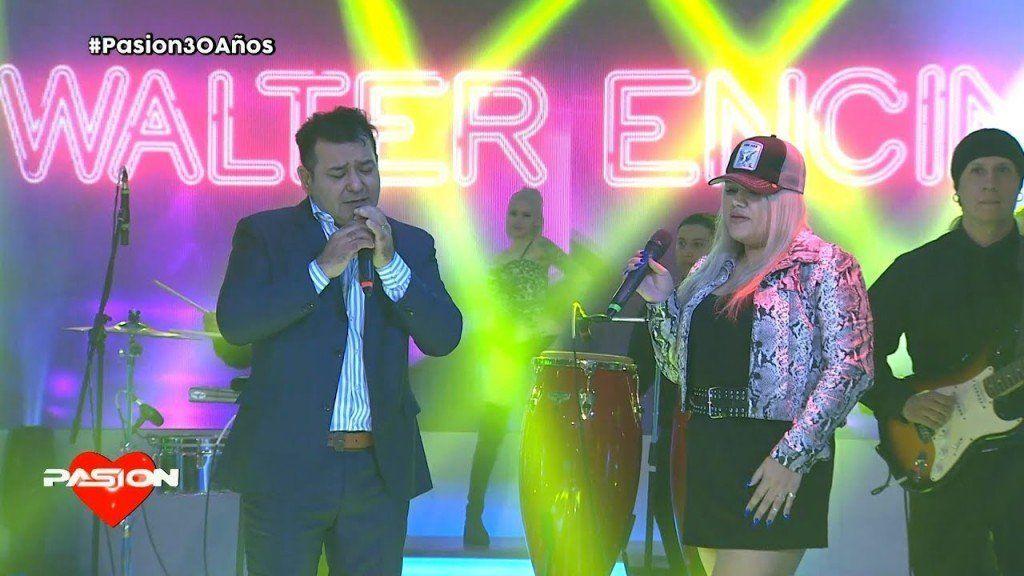 More Rial cantó en vivo un tema de Sebastián Yatra