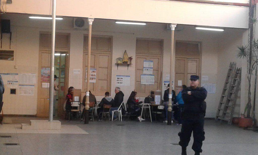 Más de 8 mil policías garantizan la seguridad en las PASO