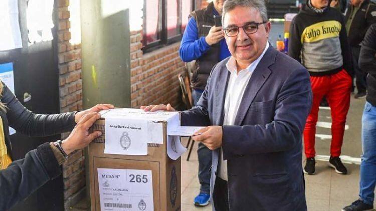 En Catamarca ya votaron los precandidatos a Gobernador
