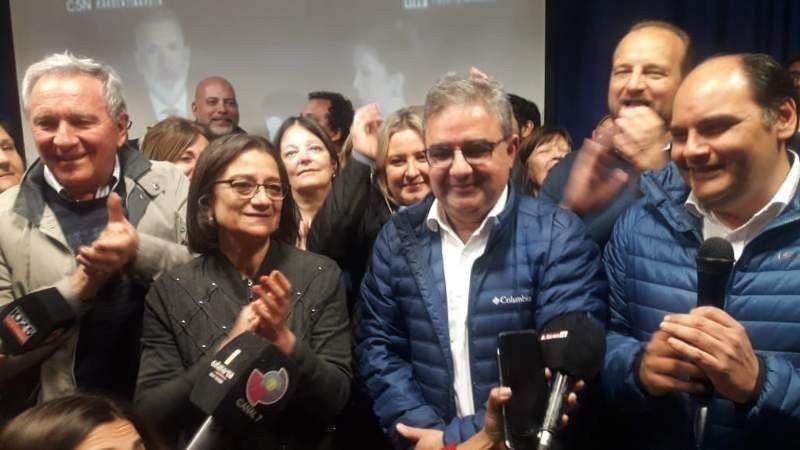 Catamarca: el precandidato a gobernador Raúl Jalil se adjudicó la victoria