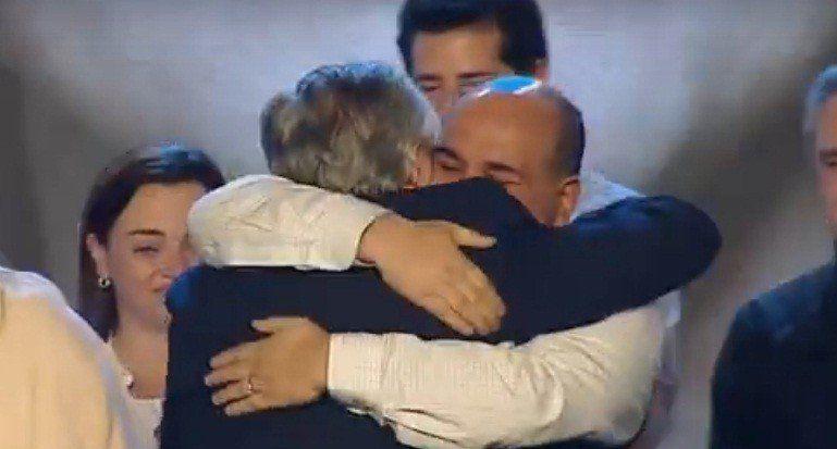 En Juan Manzur va mi agradecimiento a todos los gobernadores que nos acompañaron