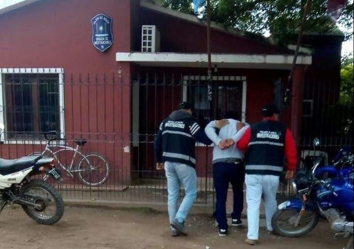 Gitanos fueron detenidos por estafas telefónicas en Joaquín V. González