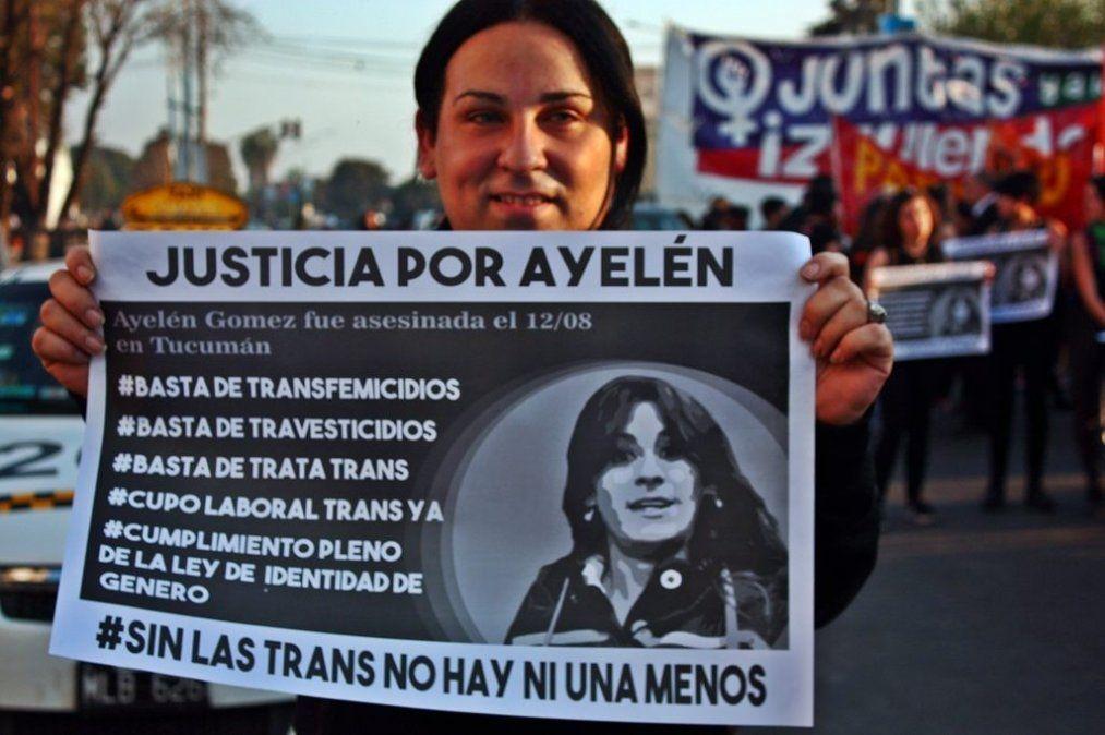 Movilizarán para pedir Justicia por Ayelén Gómez, a dos años de su crimen
