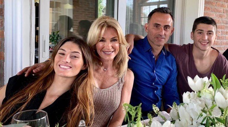 """Yanina Latorre celebró sus bodas de plata con Diego Latorre: """"Te volvería a elegir"""""""