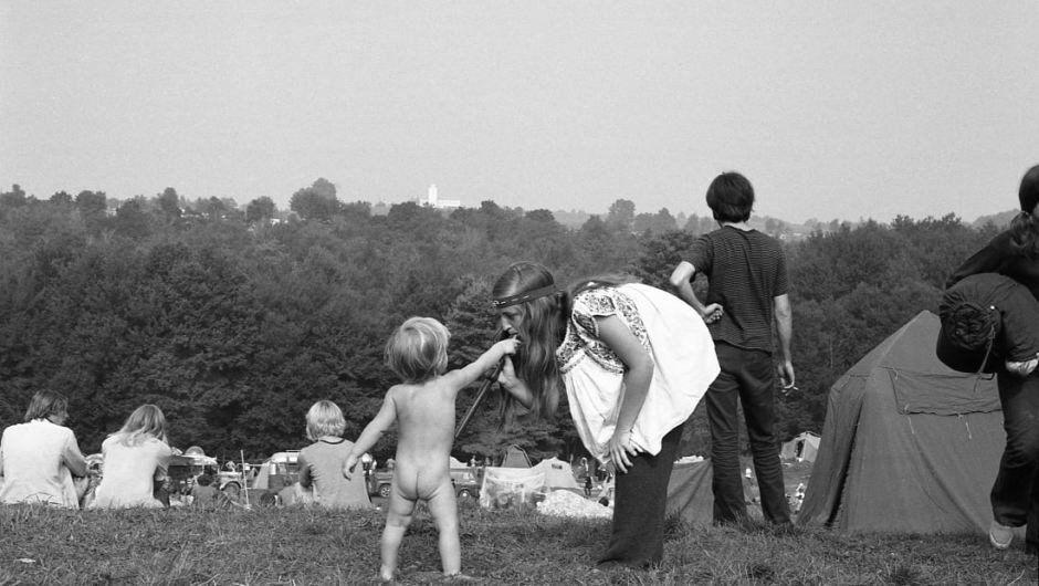 A 50 años de Woodstock, el festival que definió la contracultura en Estados Unidos