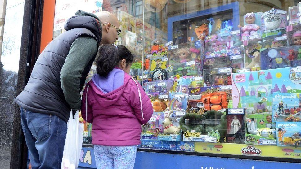 Para el Comercio, es difícil evaluar las ventas del Día del Niño