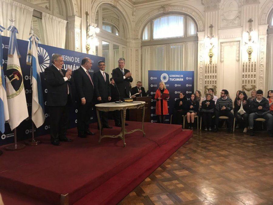 Asumió Federico José Nazur como nuevo fiscal de Estado