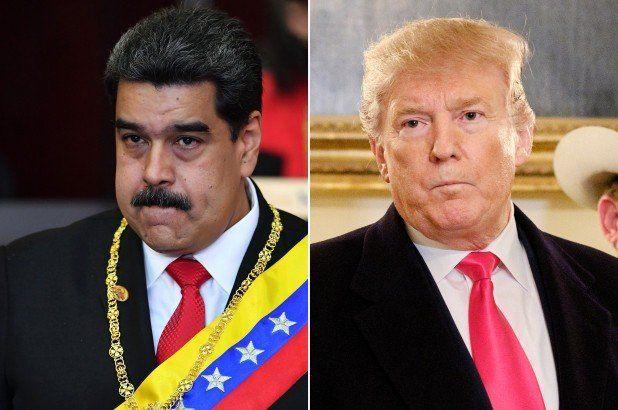 """Nicolás Maduro confirmó que """"hay contactos"""" entre su Gobierno y el de Estados Unidos"""