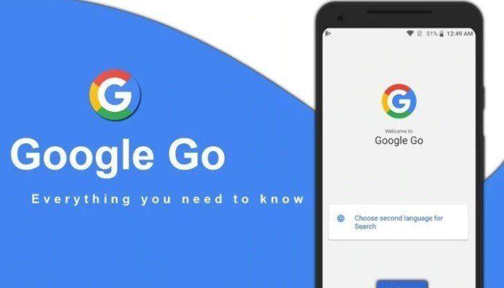 Google Go ya está disponible y promete ahorrar 40% los datos