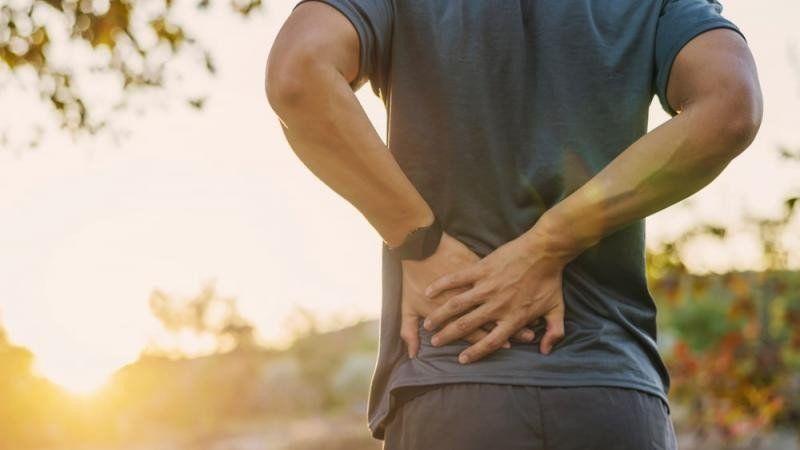 El dolor de espalda está presente en 6 de cada 10 argentinos