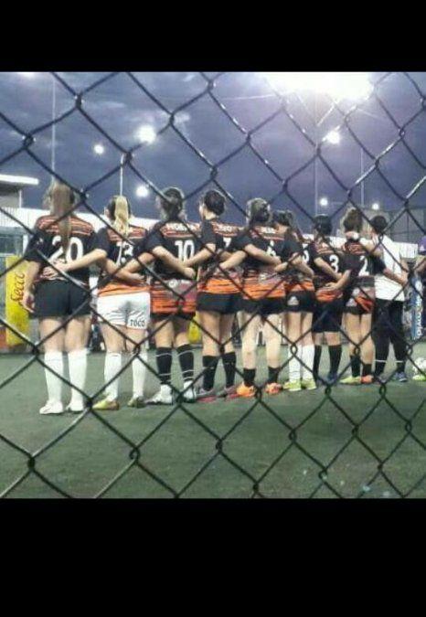 Madres, estudiantes, profesionales, laburantes… jugadoras de fútbol