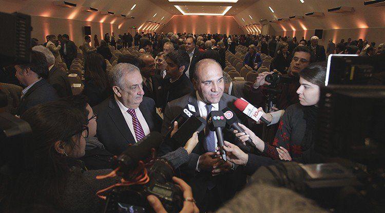 Juan Manzur: Están desfinanciando a las provincias