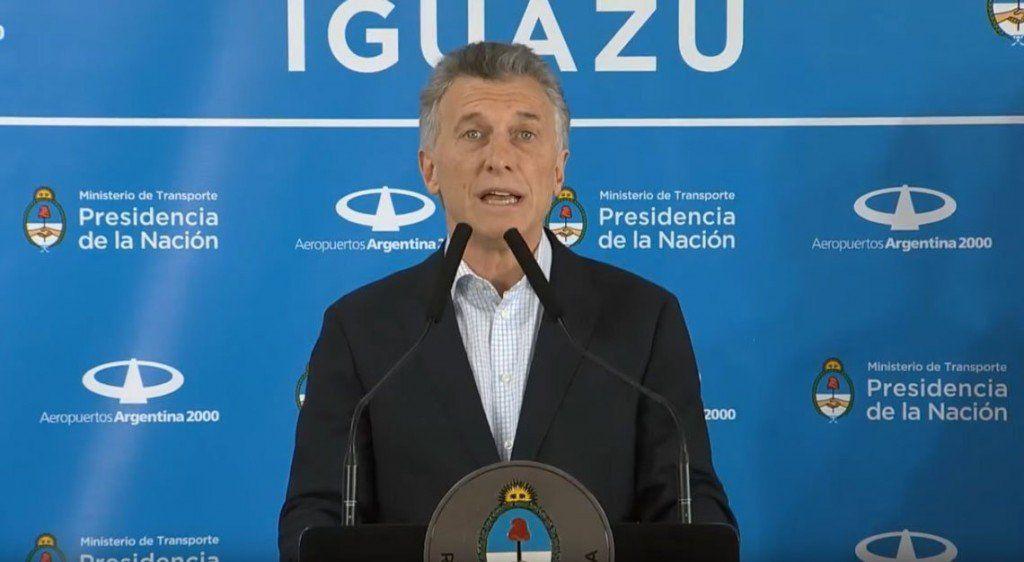 Macri con tono de campaña: Escuché a los argentinos, los escuché