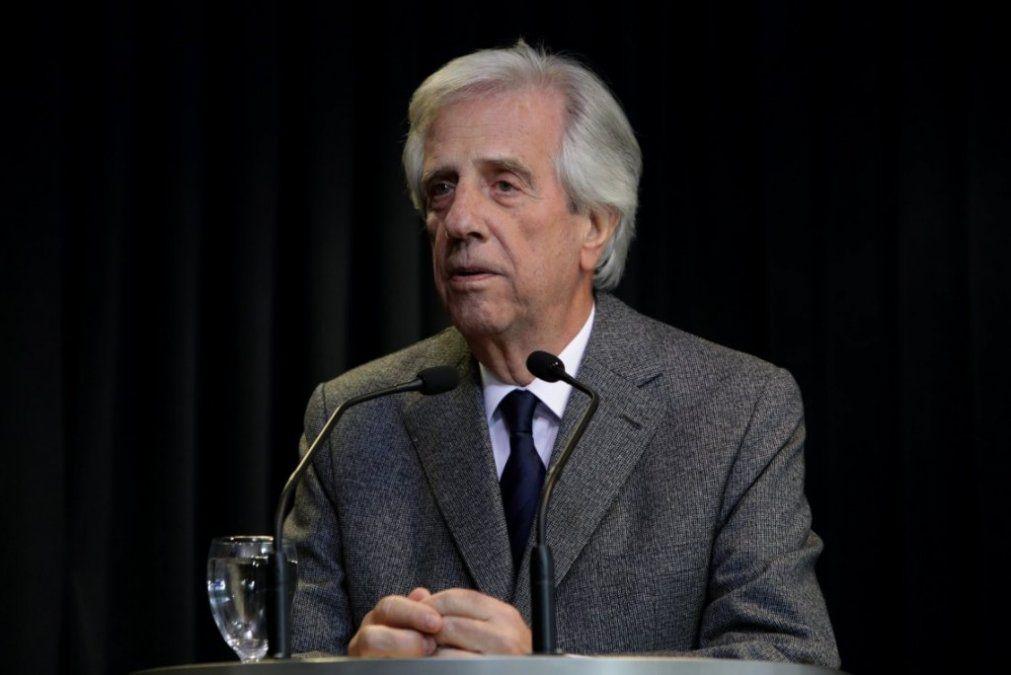 Cofirman que el presidente de Uruguay Tabaré Vázquez tiene un tumor maligno