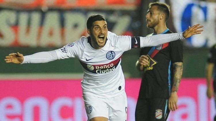 Superliga: San Lorenzo venció 2 a 0 a Arsenal y es el nuevo puntero