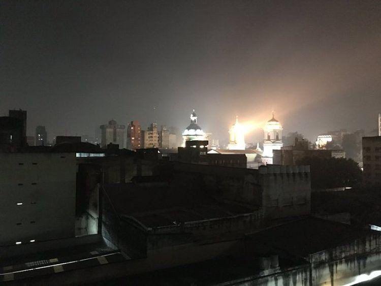 El humo del Amazonas ya se puede apreciar en Tucumán ¿Genera riesgos para la salud?