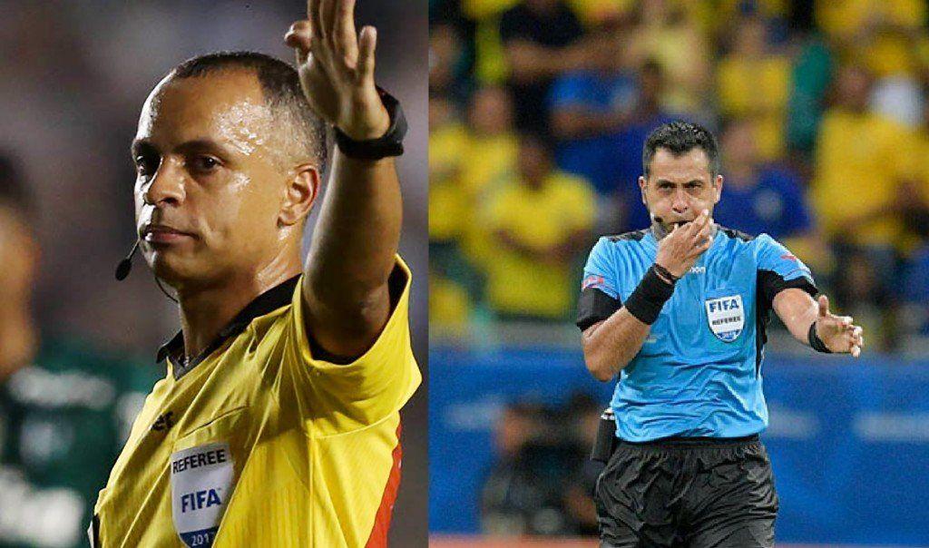 Conmebol confirmó a los árbitros de las vueltas de los cuartos de final