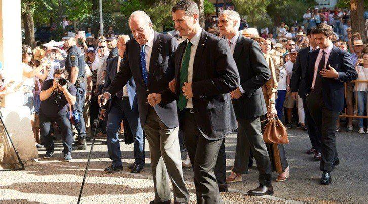 Operaron del corazón del rey emérito Juan Carlos de España