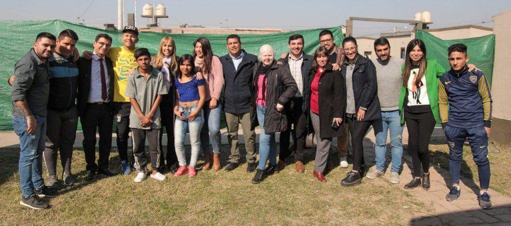 """Las """"Casas de Medio Camino"""" acompañan a los jóvenes en el desarrollo de sus proyectos"""