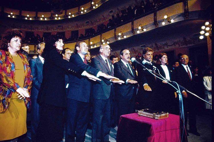 A 25 años de la Reforma Constitucional, un hecho histórico