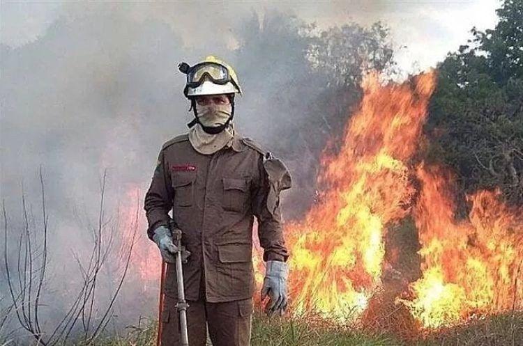 1.130 nuevos incendios se registraron en la Amazonía entre viernes y sábado