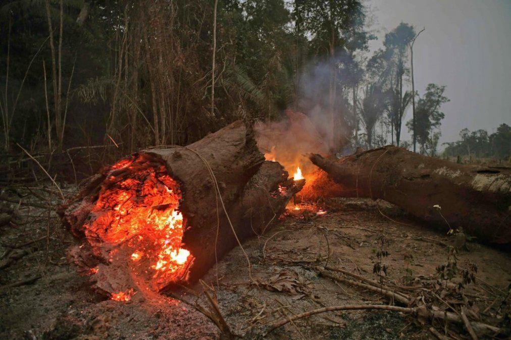Las diez imágenes que retratan la tragedia que azotó el Amazonas