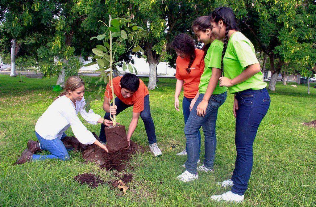 Un árbol por egresado, un legado para el medio ambiente