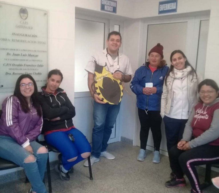Las actividades de concientización por el Chagas empezaron en Gastona Sur