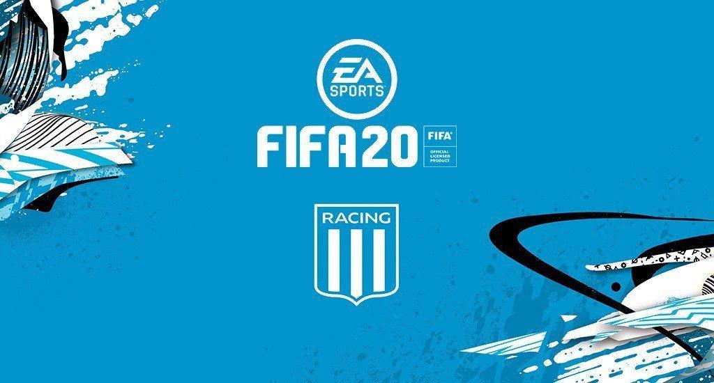 EA Sports renovó su acuerdo con Racing y su logo será incluido en la camiseta