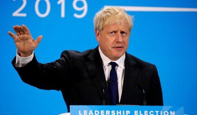 Boris Johnson suspenderá el Parlamento británico hasta el 14 de octubre
