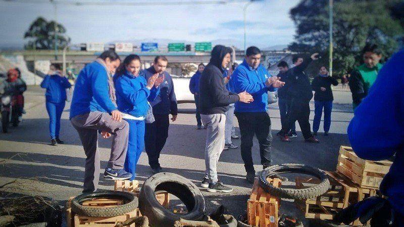 Trabajadores de Luque protestan en el ingenio Concepción: La gente está cansada y desbordada