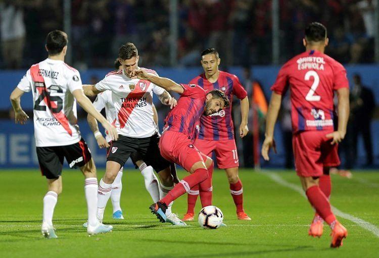Copa Libertadores: River igualó 1 a 1, avanzó a semifinales y ¡habrá Superclásico!
