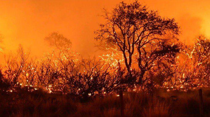 Advierten que podrían aumentar los incendios en Argentina durante el verano