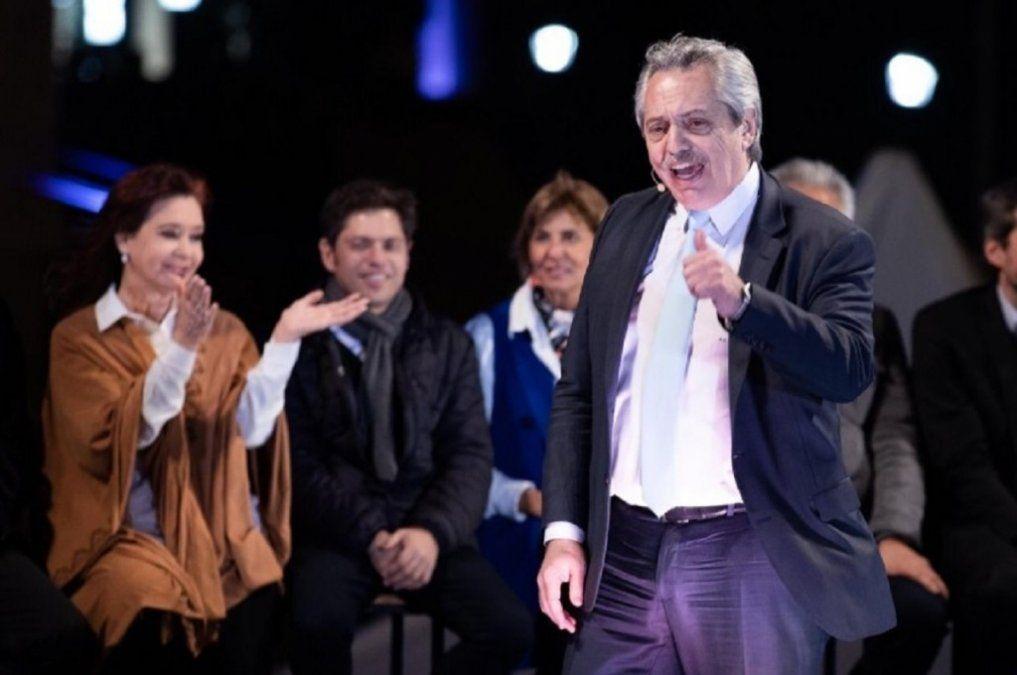 Escrutinio definitivo: Alberto Fernández amplió su ventaja sobre Macri en las PASO