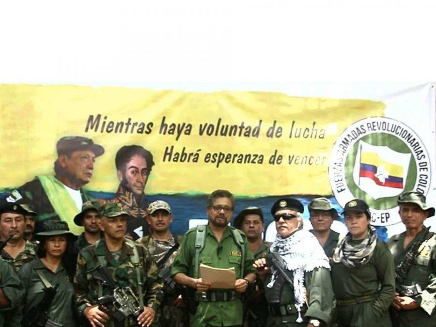 Colombia: la paz en vilo con el anuncio de Iván Márquez de volver a las armas