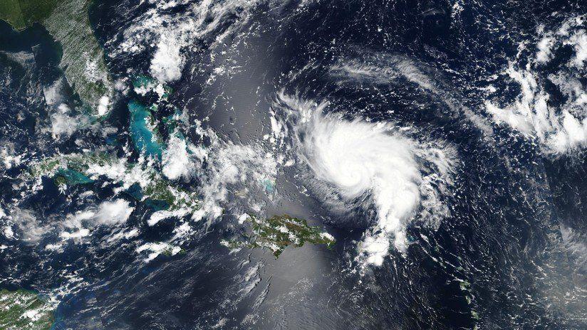 Trump: El huracán Dorian podría ser un monstruo absoluto