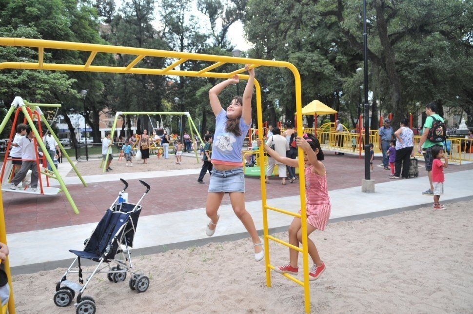 Para jugar en familia: se realiza el festival
