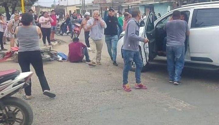Una niña de 4 años murió en un accidente en Orán