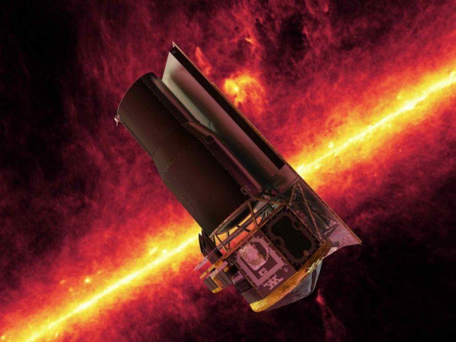 Hace 16 años se lanzaba una de las expediciones espaciales más importantes de la humanidad