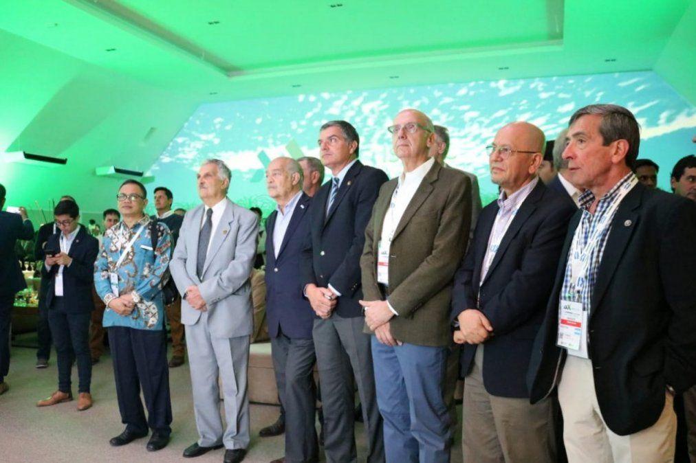 Fernández: tenemos las expectativas de hacer un gran Congreso